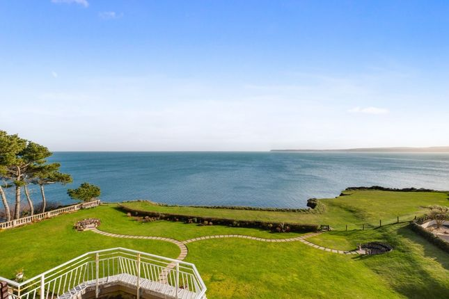 Thumbnail Flat for sale in The Headlands Cliff Road, Torquay