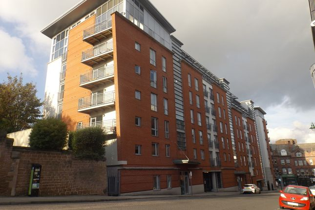 Thumbnail Flat for sale in Ropewalk Court, Derby Road, Nottingham