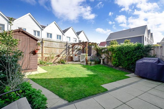 Thumbnail End terrace house for sale in Amisse Drive, Snodland, Kent