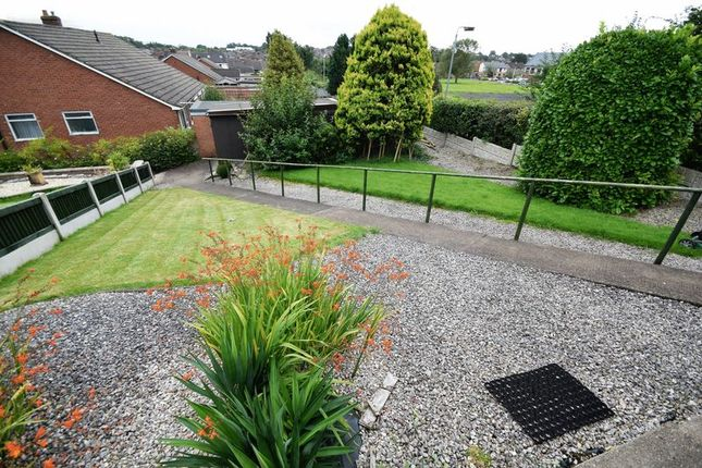 Front Garden of Waverley Gardens, Carlisle CA3