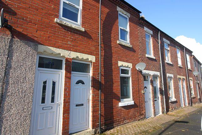 2 bed flat for sale in Hastings Terrace, Shankhouse, Cramlington NE23