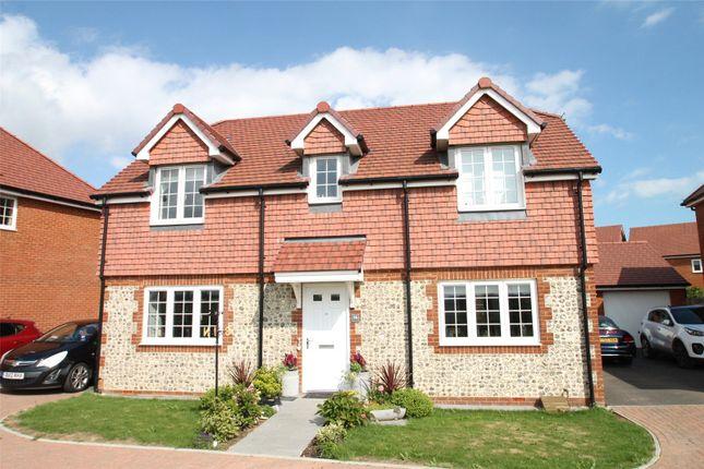 Thumbnail Detached house for sale in Boniface Avenue, Littlehampton, West Sussex