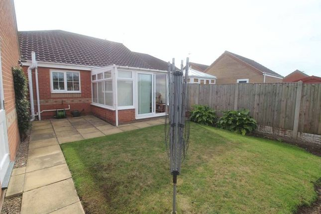 Rear View of Marjoram Road, Bradwell, Great Yarmouth NR31