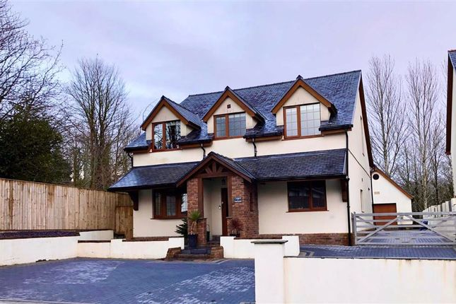Thumbnail Detached house for sale in Erwlas, Llwynhendy, Llanelli