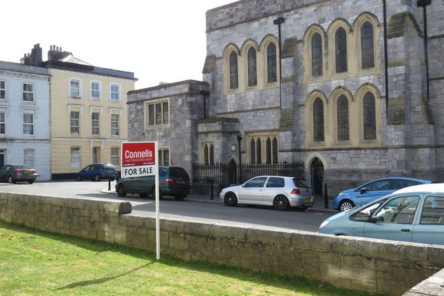 Thumbnail Maisonette for sale in Wyndham Square, North Road West, Plymouth