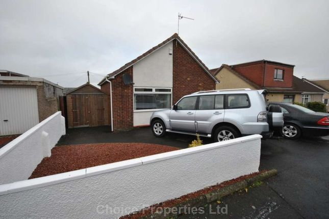 Thumbnail Detached bungalow for sale in Springhill Avenue, Crosshouse