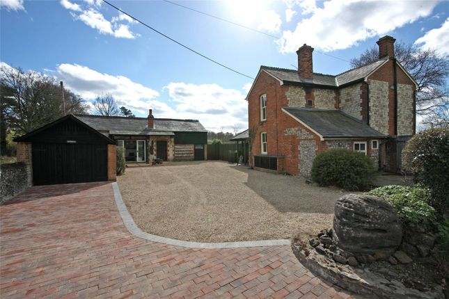 Thumbnail Barn conversion for sale in Seale Lane, Seale, Farnham, Surrey