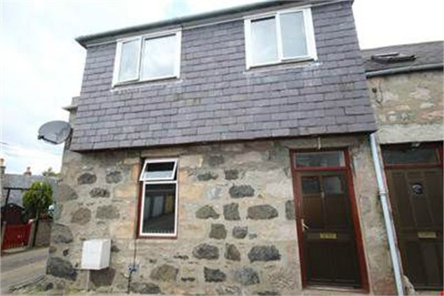 Thumbnail Semi-detached house for sale in James Street, Oldmeldrum, Inverurie, Aberdeenshire