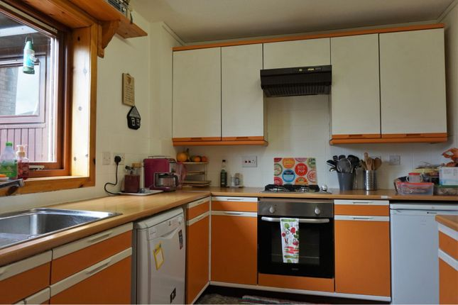 Kitchen of Patrick Place, Dundee DD2