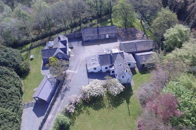 Thumbnail Detached house for sale in Bethel, Caernarfon