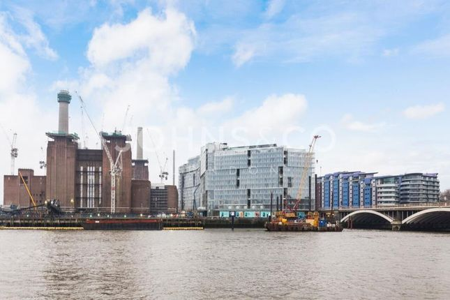 2 bed flat for sale in Ambrose House, Battersea Power Station, London