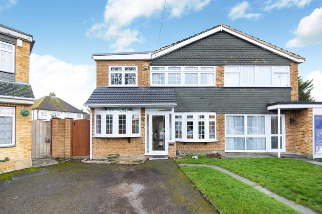 Semi-detached house for sale in Summerhouse Lane, Harmondsworth West Drayton, Middlesex
