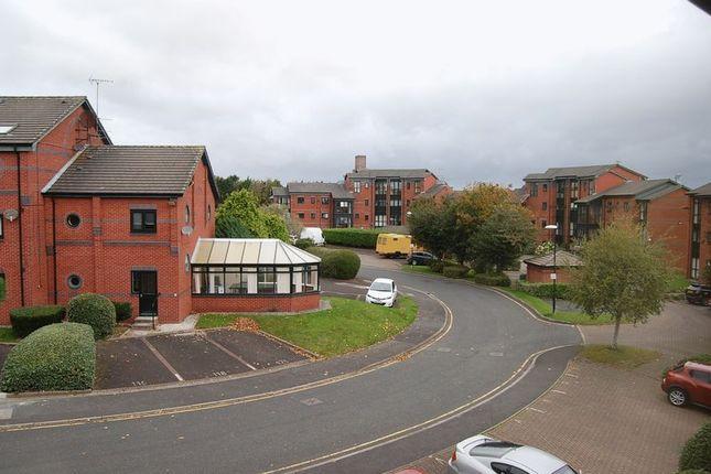 Thumbnail Flat to rent in Priory Wharf, Birkenhead
