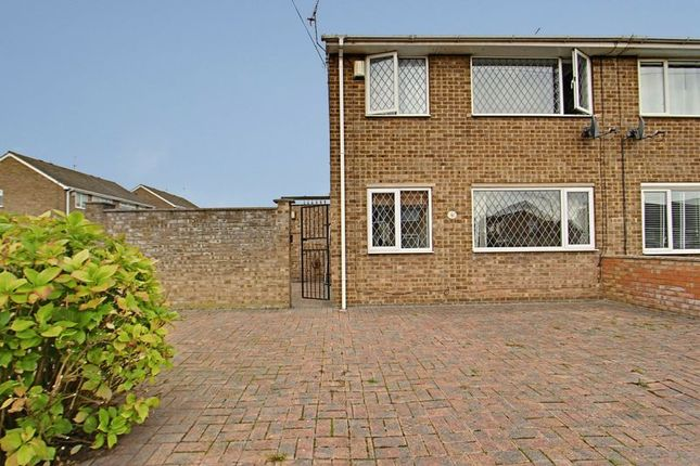 Thumbnail Semi-detached house for sale in Broad Oak, Bilton, Hull