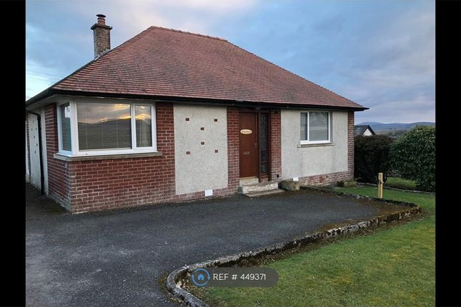 Thumbnail Bungalow to rent in Blackpark, Holywood, Dumfries
