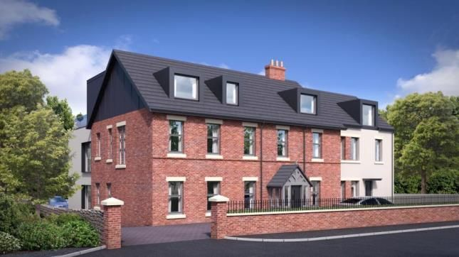 Thumbnail 2 bed flat for sale in Buxton Road West, Disley, Stockport, Cheshire