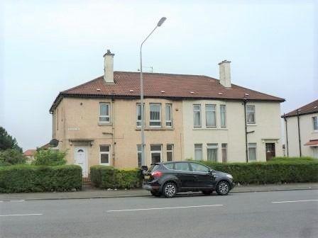 Thumbnail Flat to rent in Ashgill Road, Milton, Glasgow