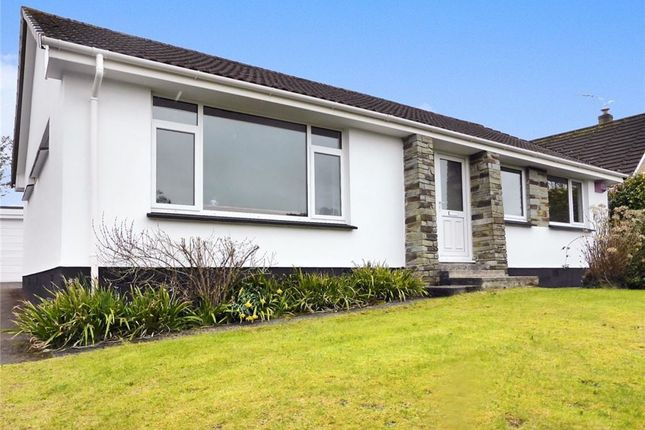 Thumbnail Bungalow to rent in Athelstan Park, Bodmin