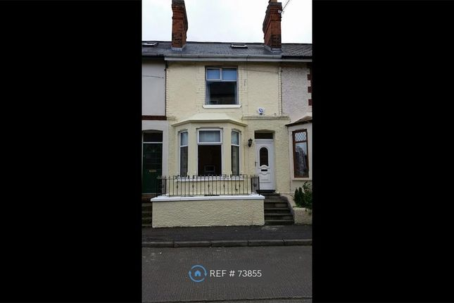Thumbnail Terraced house to rent in Brandon Terrace, Belfast
