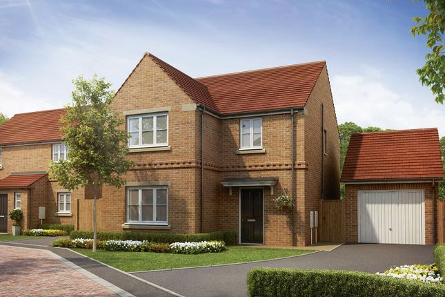 """Thumbnail Detached house for sale in """"The Conisholme"""" at Cobblers Lane, Pontefract"""