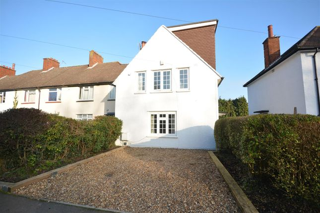 5 bed end terrace house for sale in Castle Road, Epsom KT18
