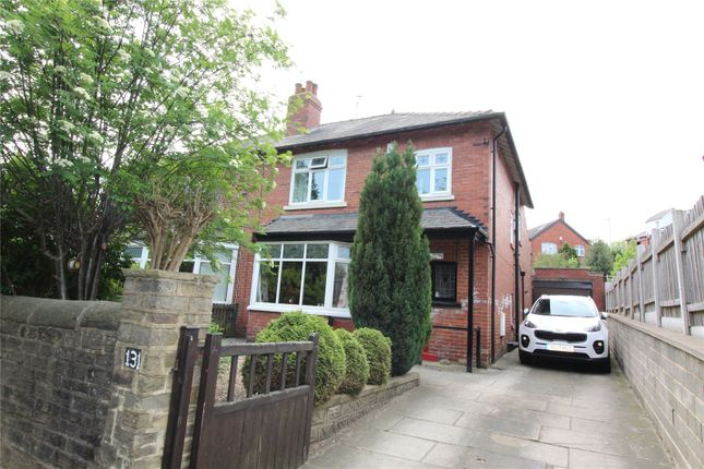 Thumbnail Semi-detached house for sale in Armley Ridge Road, Leeds, West Yorkshire
