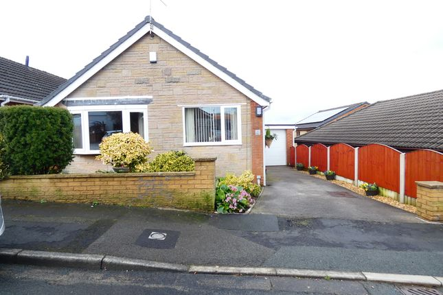 Thumbnail Bungalow for sale in Stirling Court, Briercliffe, Burnley