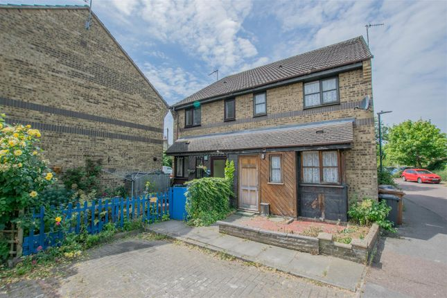 Thumbnail End terrace house for sale in Holden Close, Hertford