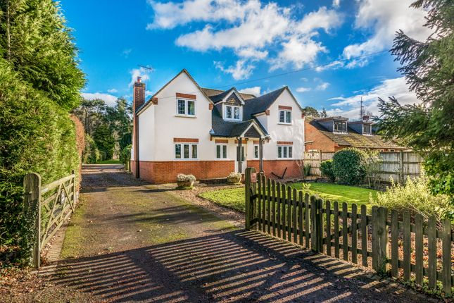 Thumbnail Detached house for sale in Old Odiham Road, Shalden, Alton, Hampshire