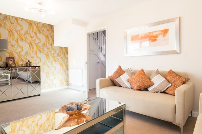 Thumbnail Terraced house for sale in Off Gipping Road, Great Blakenham