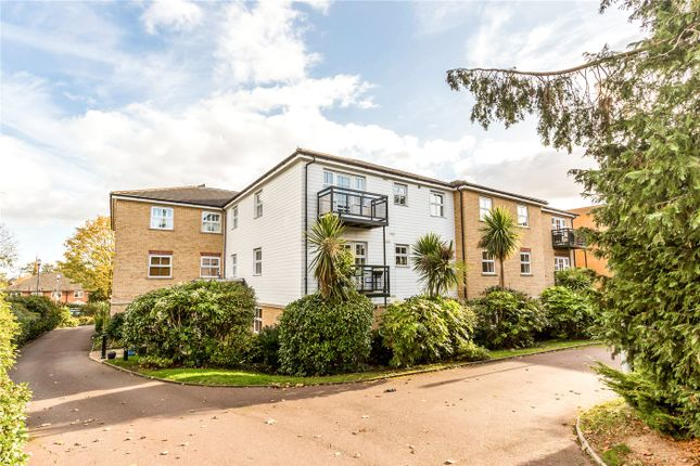Thumbnail Flat for sale in Riddell Lodge, 27 Bycullah Road, Enfield