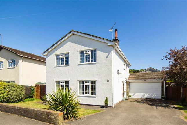 Thumbnail Detached house to rent in Laurel Park, St. Arvans, Chepstow