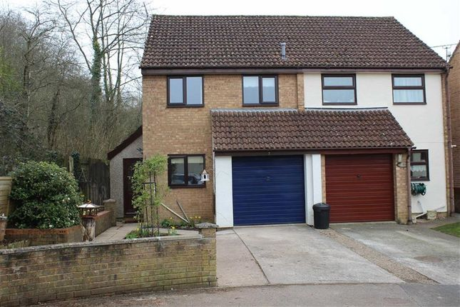Thumbnail Semi-detached house to rent in York Close, Monmouth