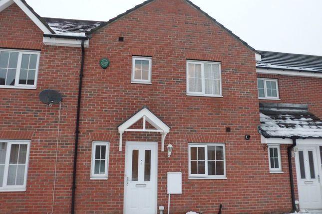 Thumbnail Terraced house to rent in Twizell Burn Walk, Pelton Fell, Chester Le Street