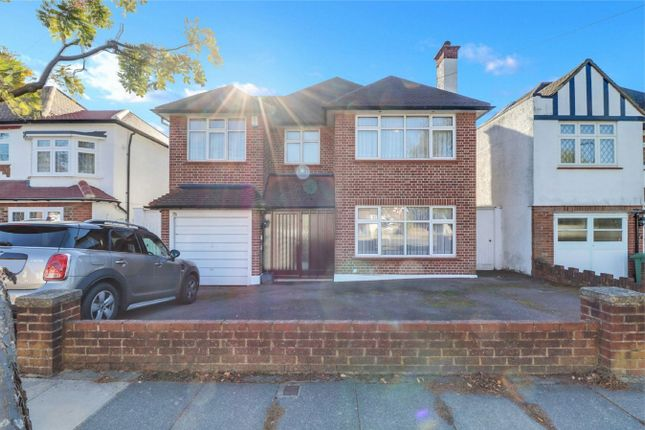 Thumbnail Detached house to rent in Mount Stewart Avenue, Kenton, Harrow