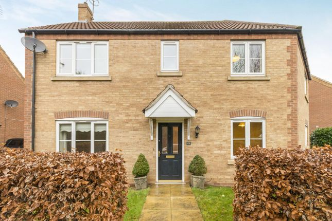 Thumbnail Detached house to rent in Elgar Way, Stamford