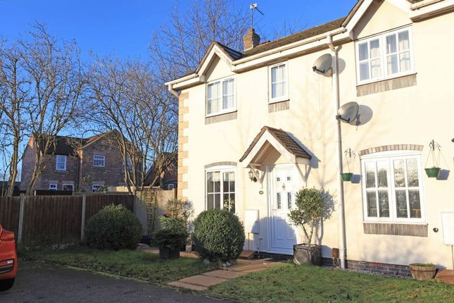 Thumbnail Terraced house for sale in Jarman Drive, Horsehay, Telford