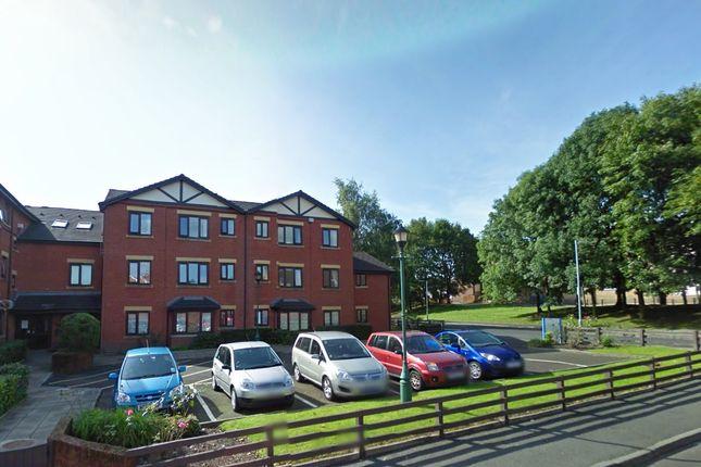 Thumbnail Flat to rent in St Matthews Grange, Halliwell, Bolton