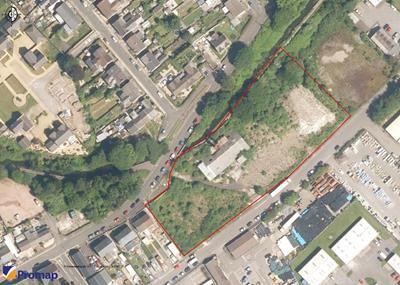Thumbnail Land for sale in Land At Holly Street, Pontardawe, Swansea