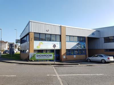 Thumbnail Light industrial to let in Unit 35 Wessex Trade Centre, Ringwood Road, Poole