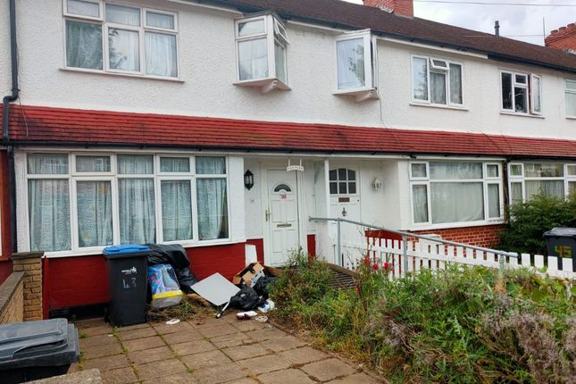 Thumbnail Terraced house to rent in Bedford Road, London