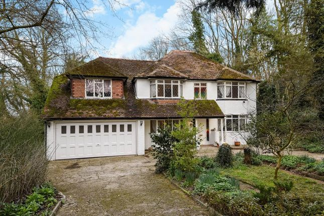 Thumbnail Detached house to rent in Bakers Wood, Denham