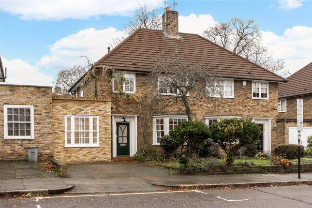 Thumbnail Semi-detached house for sale in Canonbury Park South, London