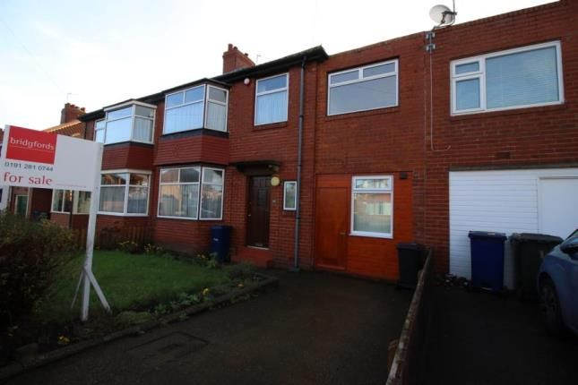 Thumbnail Semi-detached house for sale in Dovedale Gardens, High Heaton, Newcastle Upon Tyne