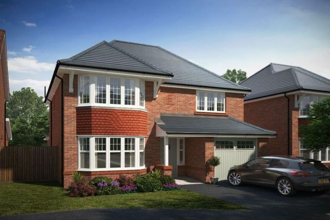 Thumbnail Detached house for sale in Whittington Mosley Common Road, Tyldesley, Manchester