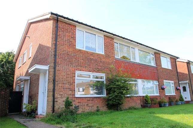Thumbnail Maisonette to rent in Spruce Road, Biggin Hill, Westerham