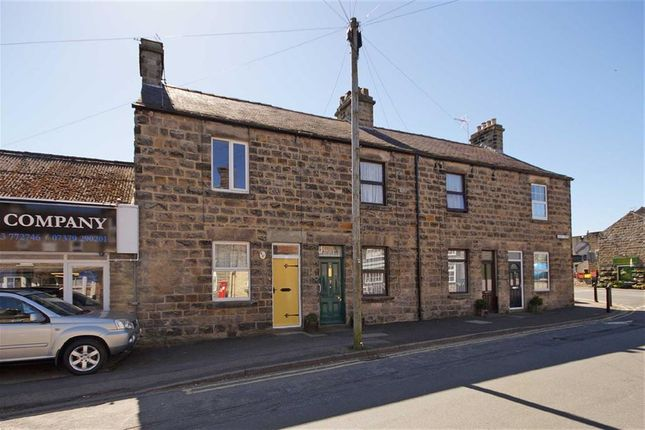 Thumbnail End terrace house to rent in West View Terrace, Hampsthwaite, Harrogate, North Yorkshire