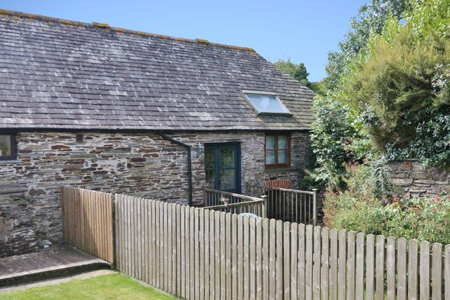 Thumbnail Barn conversion for sale in Trevibban Barton, St Issey