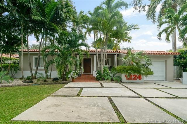 Thumbnail Property for sale in 1224 Andora Ave, Coral Gables, Florida, United States Of America