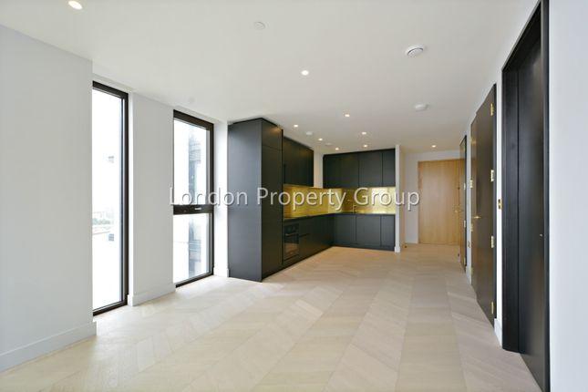 Thumbnail Flat for sale in 5 Tidemill Square, London SE10, London,